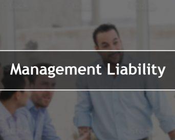 management liability